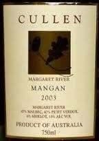 Cullen Mangen Margaret River red